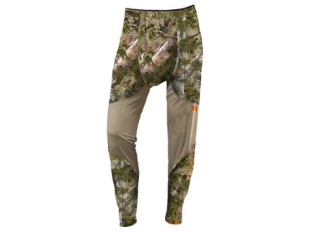 "APX Men's L1 Alpine Base Layer Pants Polyester King's Mountain Shadow Camo Large 38-40 Waist 33"" Inseam"