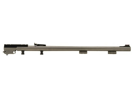 "Thompson Center Barrel Thompson Center Contender, G2 Contender 50 Caliber Muzzleloader 1 in 28"" Twist 24"" Stainless Steel"