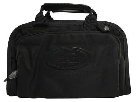 "SKB Dry-Tek Rectangular Pistol Gun Case 11"" x 7"" Nylon Black"