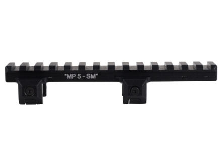 Mako Picatinny-Style Claw Scope Base HK MP5, GSG-5, GSG-522 Aluminum Matte