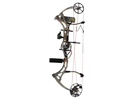 Bear Domain RTH Compound Bow Package