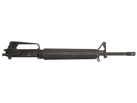 "DPMS AR-15 A2 Upper Assembly 5.56x45mm NATO 1 in 9"" Twist 20"" Barrel Chrome Moly Matte with A2 Handguard, A2 Front Sight, Flash Hider"