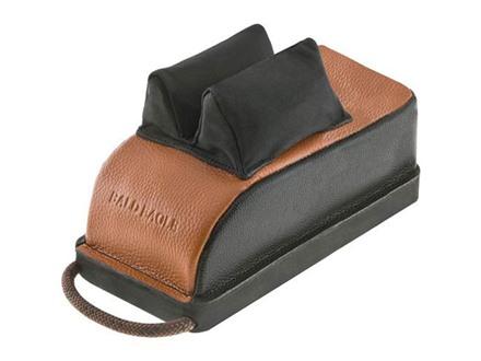 Bald Eagle Rear Shooting Rest Bag Leather/Microfiber