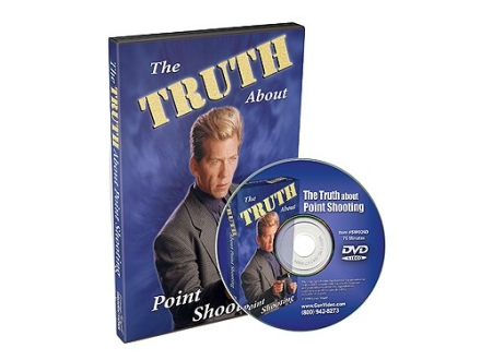 "Gun Video ""The Truth About Point Shooting"" DVD"