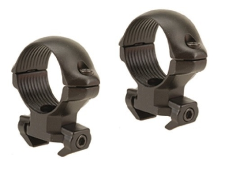 "Millett 1"" Angle-Loc Windage Adjustable Ring Mounts CZ 550 Matte Medium"