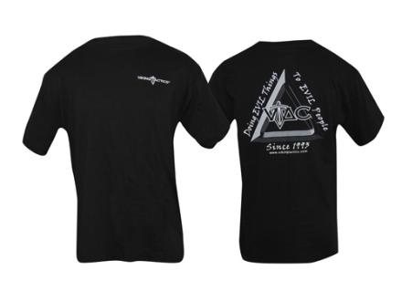 "VTAC ""Doing Evil Things"" Short Sleeve T-Shirt Cotton"