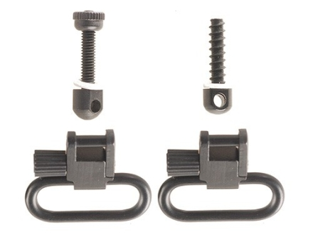 "Shooters Ridge Sling Lok Quick-Detachable Sling Swivel Set for Bolt Action 1"" Black"
