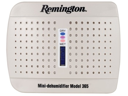 Remington Model 365 Silica Gel Desiccant Dehumidifier (Protects 100 Cubic Feet)