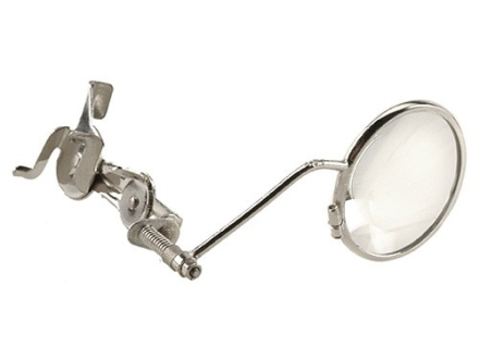 Grobet Inspection Loupe Eyeglass Mount Magnifying Glass 5x