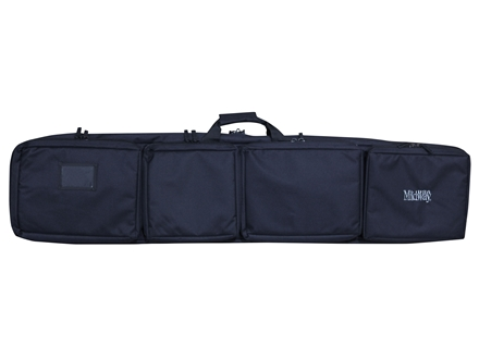 "MidwayUSA Heavy Duty 3-Gun Case 52"" PVC Coated Polyester Black"