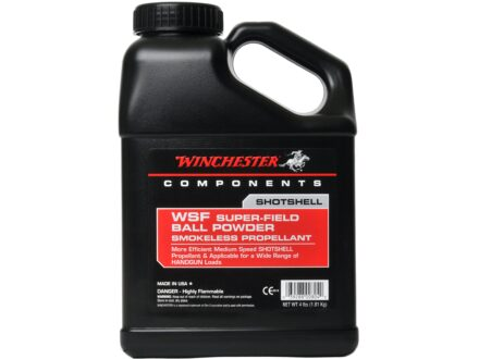 Winchester WSF Smokeless Powder