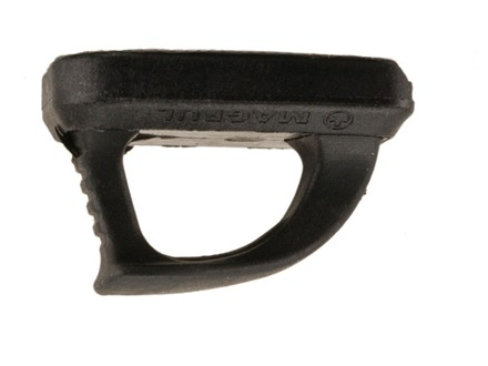 Magpul Speed Plate Magazine Base Pad Glock 9mm and 40 S&W Magazine Full Size Loop Polymer Black Package of 3