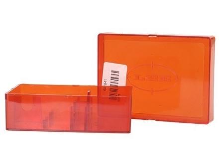 Lee 2-Die Storage Box Red