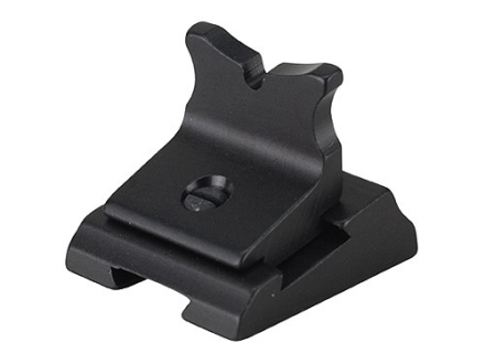 "Williams Rear Sight Blade U Notch 3/8"" Height Aluminum Black"