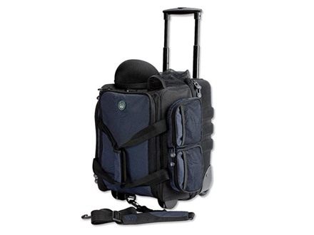 Beretta High Performance Trolly Range Bag with Wheels Nylon Navy/Black