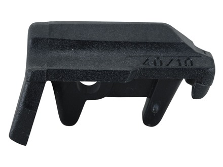 Glock Magazine Follower Glock 22, 23, 24, 27, 35 40 S&W 10-Round Polymer Black