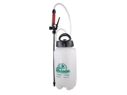 Biologic 2 Gal Hand Sprayer Polymer White