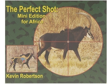 """The Perfect Shot: Mini Edition for Africa"" Book by Kevin Robertson"