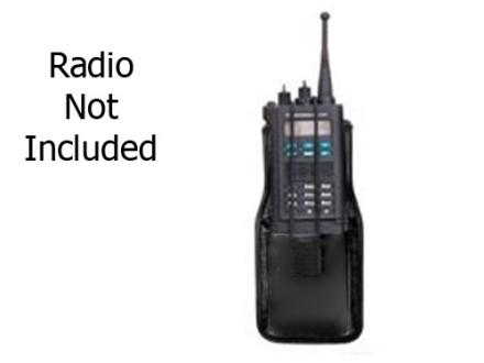 Bianchi 7914S AccuMold Elite Universal Radio Holder Nylon