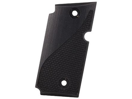 AlumaGrips Slimline Grips Sig Sauer P238 Tactical Aluminum Black
