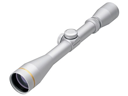 Leupold UltimateSlam Muzzleloader Scope 3-9x 40mm SABR Reticle Silver