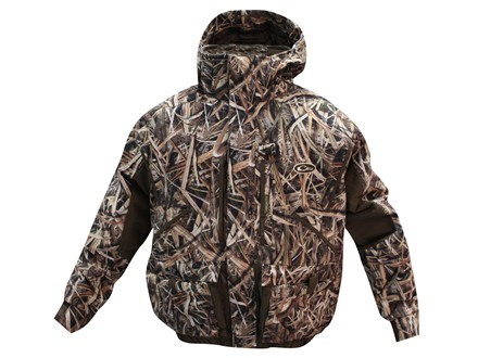 Drake Men's LST Insulated Waterfowler's Jacket