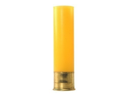 "Fiocchi Shotshell Hulls 20 Gauge 2-3/4"" Primed Skived Yellow Bag of 100"
