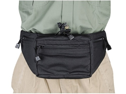 Blackhawk Fanny Pack with Holster and Retention Belt Loops Nylon