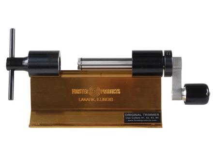 Forster Original Case Trimmer Kit