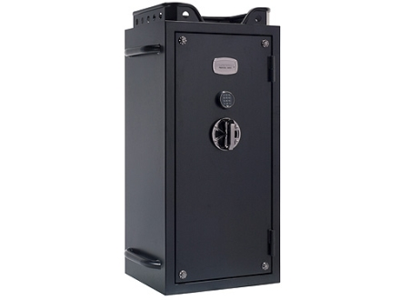 Browning Tactical Series Mark II Fire-Resistant Safe 10/20 +7 DPX Dull Black with Gray Interior and Cast Browning Nameplate