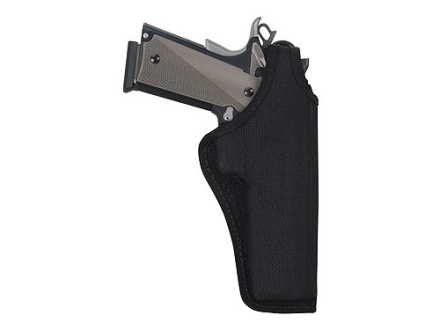 Bianchi 7105 AccuMold Cruiser Holster Right Hand 1911 Government, Browning Hi-Power Nylon Black