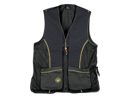 Beretta Silver Pigeon Shooting Vest Ambidextrous Cotton and Polyester Blend