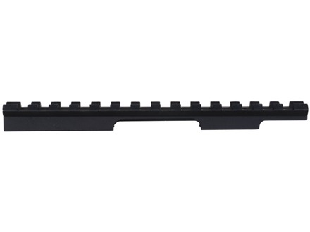 "EGW 1-Piece Picatinny-Style 20 MOA Elevated Base Savage 93, Mark II TR (1-5/8"" Ejection Port) Matte"