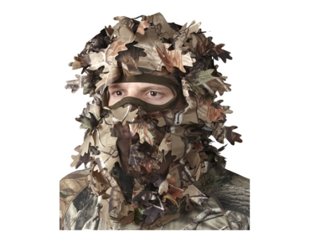 Hunter's Specialties Leafy Headnet Polyester Realtree APG Camo