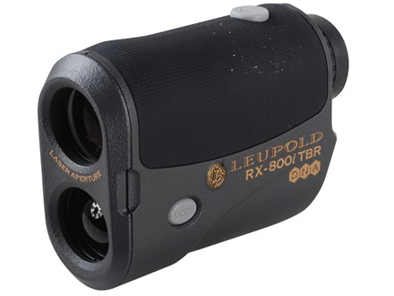 Leupold RX-800i TBR with DNA Laser Rangefinder 6x Black/Gray