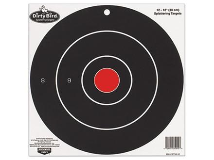 "Birchwood Casey Dirty Bird 17.25"" Bullseye Targets Package of 5"