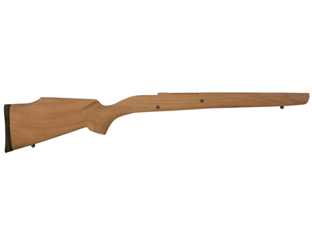 Boyds' Prairie Hunter Rifle Stock Mauser 98 Military Barrel Channel Walnut Semi-Inletted Unfinished