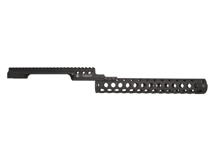 Troy Industries HK Battle Rail 2-Piece Customizable Rail System HK G3 Black