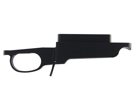 PTG Trigger Guard for AICS Detachable Box Magazine Savage 110 Series Long Action Aluminum Black