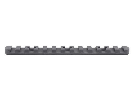 PRI Picatinny Rail Length with QD Sling Swivel Fits PRI Gen III Free Float Handguard Aluminum Matte