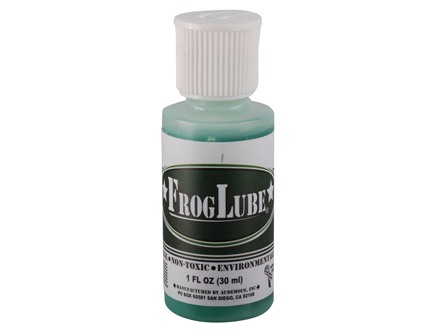 FrogLube CLP Bio-Based Cleaner, Lubricant, and Preservative 1 oz Liquid