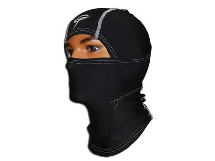 TrueTimber CoreTec Face Mask Polyester Black