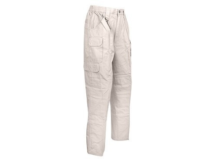"Woolrich Elite Lightweight Pants Ripstop Cotton Canvas Khaki 40"" Waist 30"" Inseam"