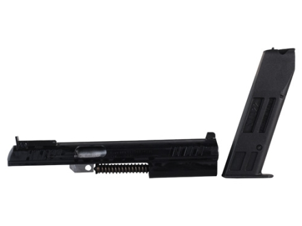EAA Rimfire Conversion Kit EAA Witness Small Frame 22 Long Rifle with 10-Round Magazine Steel Blue