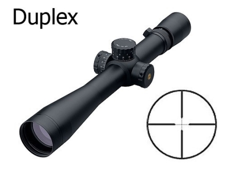 Leupold Factory Blemished Mark 4 Long Range Tactical M3 Rifle Scope 30mm Tube 3.5-10x 40mm Side Focus Illuminated Mil-Dot Reticle Matte