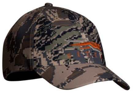 Sitka Gear Youth Logo Cap Polyester Gore Optifade Open Country Camo