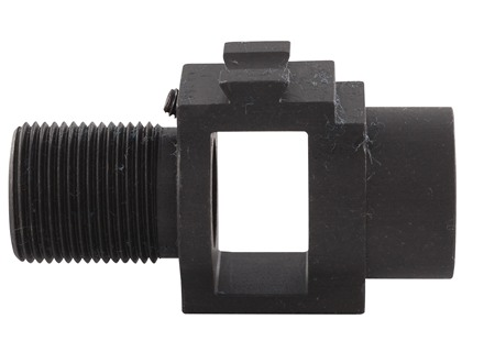 "Smith Enterprise M14 5/8""-24 Thread Adaptor M14, M1A Matte"