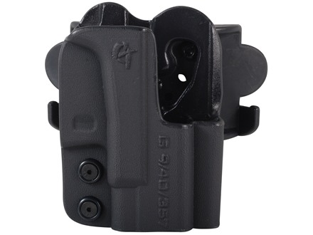 Comp-Tac International Belt Slide Holster Right Hand Glock G1 Fits All Glock 9mm, 40 S&W, 357 Sig