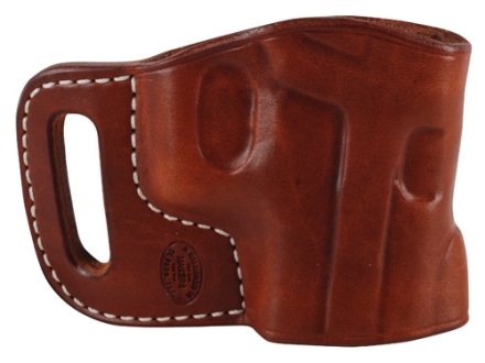 El Paso Saddlery Combat Express Belt Slide Holster Right Hand Sig Sauer P220, P226, P229, P228, P225 Leather Russet Brown