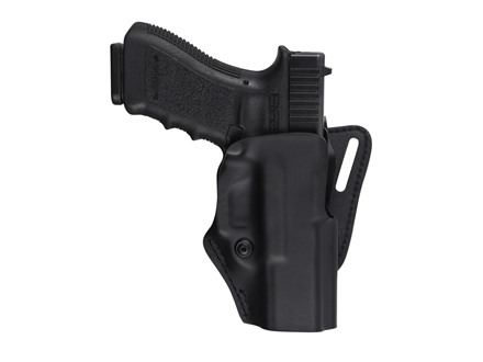 Safariland 5195 Low Ride Offset Belt Loop Holster with Detent FN FNS 9mm, 40S&W Polymer Black